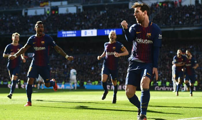 Lionel Messi _getty Images