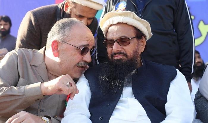 India to take up Palestine envoys presence in Hafiz Saeeds | हाफिज सईद की रैली में पहुंचे फलस्तीनी राजदूत, भारत ने दिखाई सख्ती
