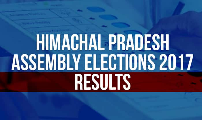 Himachal Pradesh Election Results 2017 Winners List