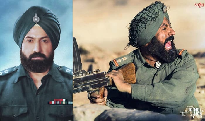 Subedar Joginder Singh First look: Gippy Grewal As Param Vir Chakra Awardee Is Intense And Impressive