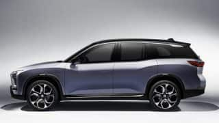 NIO launches new electric ES8 SUV, to give strong competition to Telsa Model X