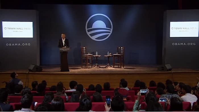Information And Technology Without Knowledge is Not Key to Development: Former US President Barack Obama