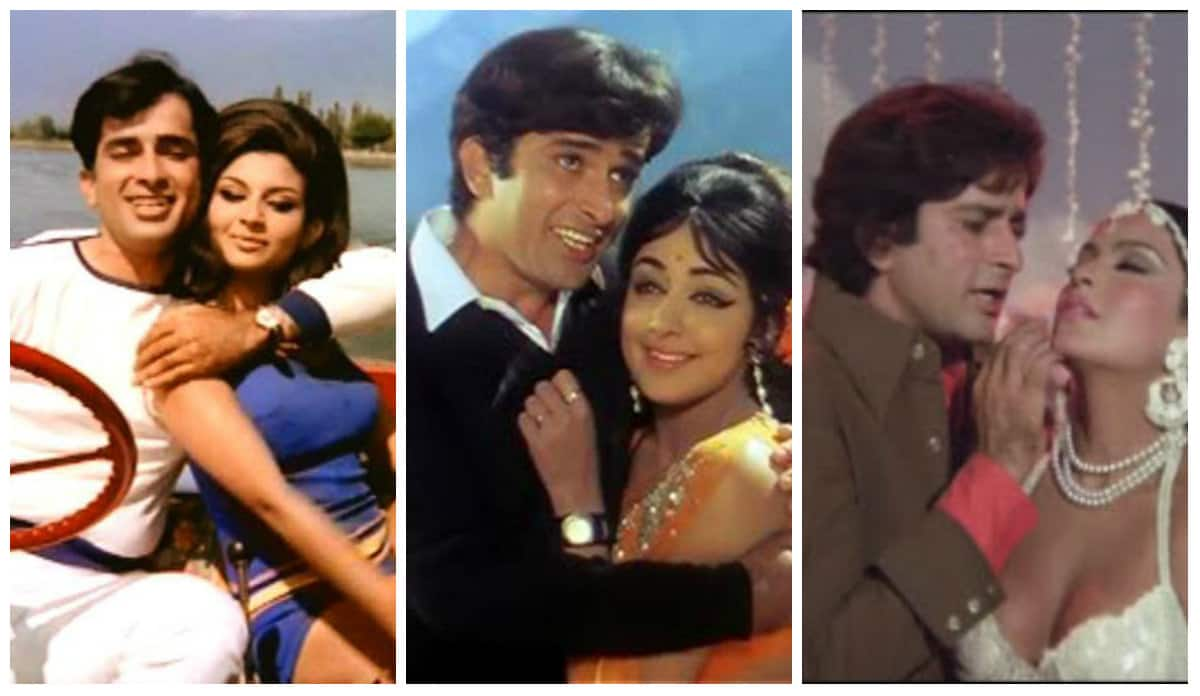 Shashi Kapoor Passes Away: 5 Actresses With Whom He Shared The Best On-Screen Pairings