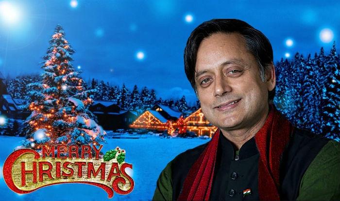 Shashi Tharoor Wishes Everyone 'Merry Christmas' But Twitterati is Upset