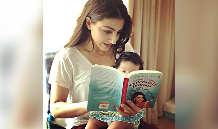 Soha Ali Khan Learnt This 'Must Have Life Skill' From Daughter Inaaya Naumi Kemmu