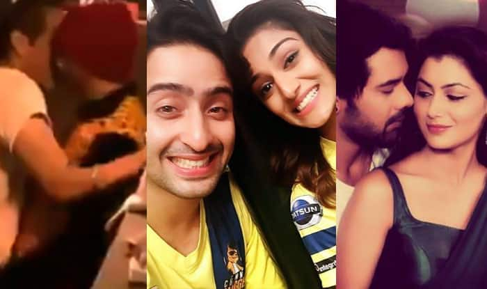 Vikas Gupta Kisses Akash Dadlani, Erica Fernandes Reacts To