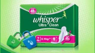 Sanitary Brand 'Whisper' Asked to Change its Name: Women Sign Petition on Change.org