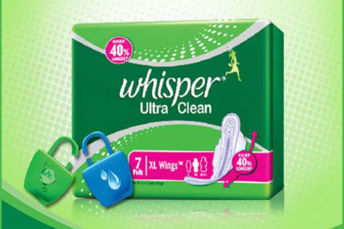 Sanitary Brand 'Whisper' Asked to Change its Name: Women Sign Petition on  Change.org | India.com
