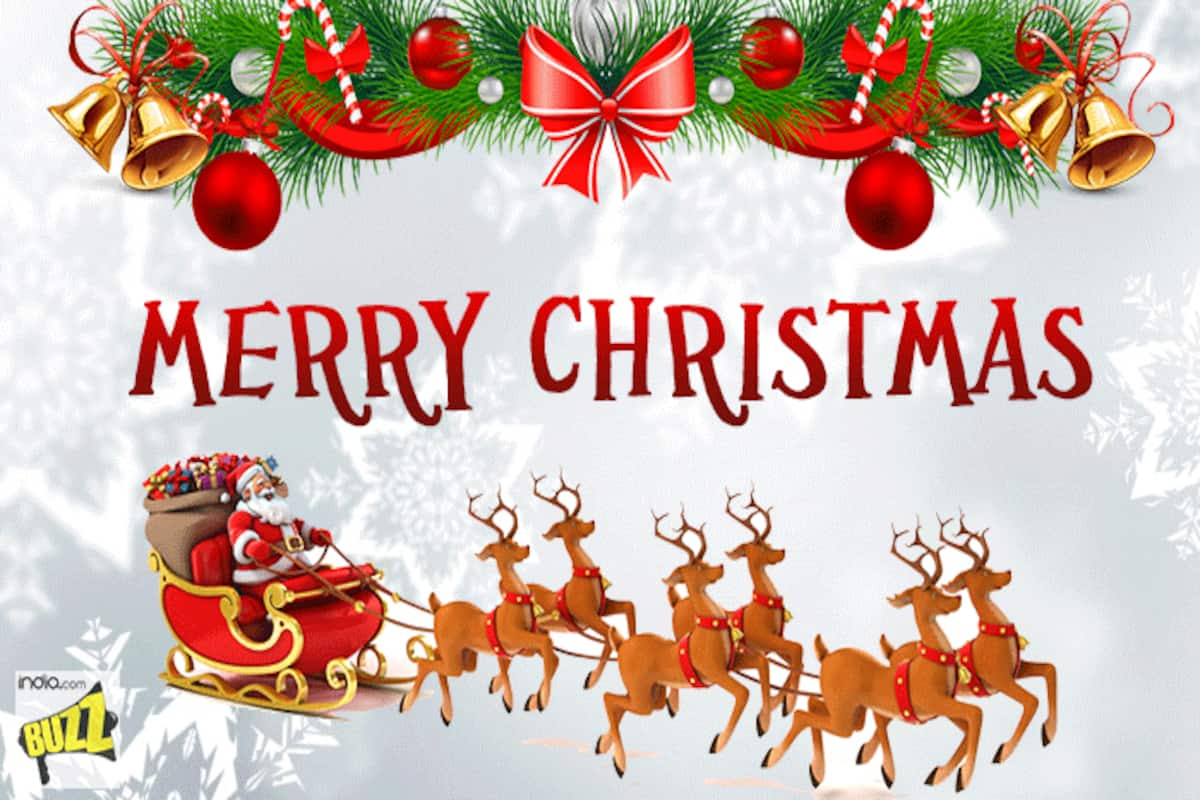 Christmas 2019 Wishes: Best WhatsApp Messages, Facebook Status, SMS and GIF  Image Greetings To Wish Merry Xmas to Your Loved Ones | India.com