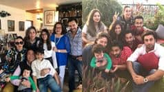Taimur Ali Khan Celebrates His First Christmas With Ranbir Kapoor And The Entire Kapoor Family! View Inside Pics
