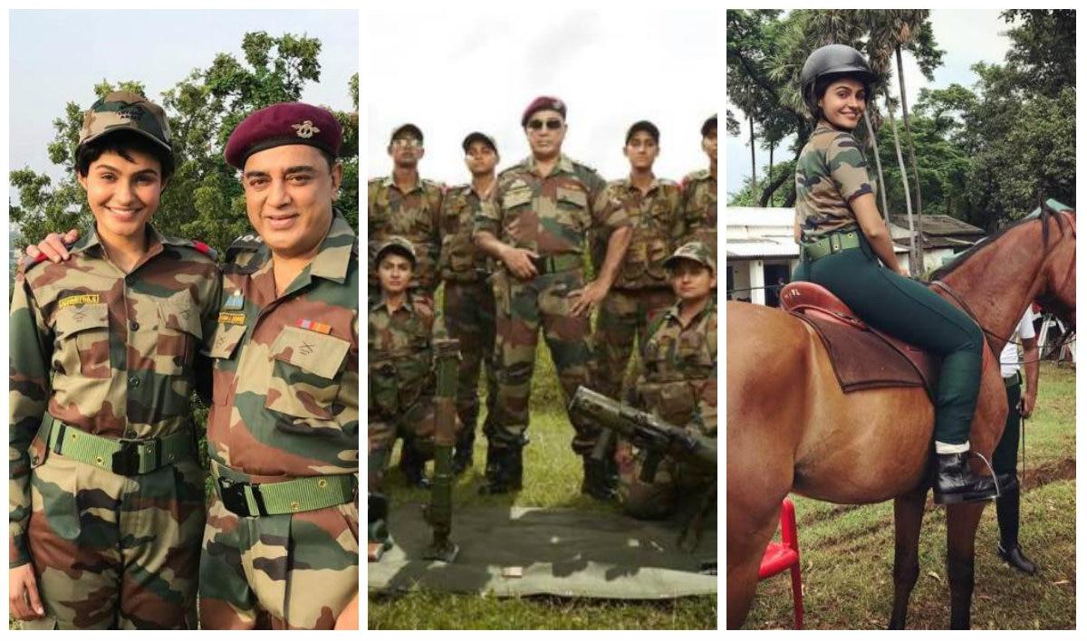 Vishwaroopam 2: Kamal Hassan Resumes Shoot For His Republic Day Release In Chennai