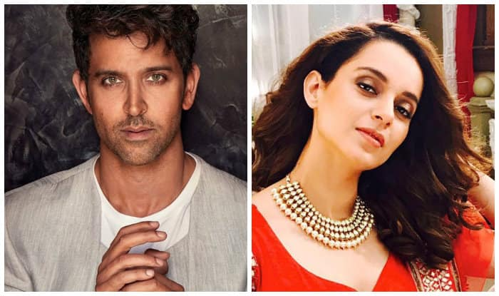 Kangana Ranaut Strikes Back; Says 'I Am Fine Being Called A Witch' When Asked About Hrithik Roshan Controversy