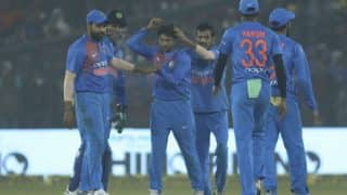 India vs Sri Lanka 1st T20I: KL Rahul, Yuzvendra Chahal Help Hosts Register Their Biggest T20I Win