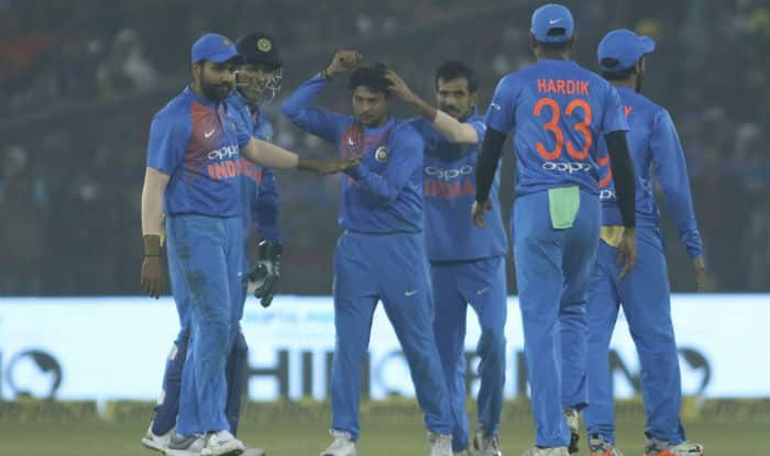 Following Whitewash Over Sri Lanka, India Jump to Second Spot in ICC T20I Rankings