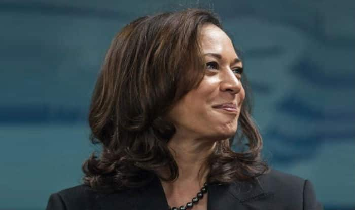 Kamala Harris, Indian-American Senator From California Tops Global Thinkers' List