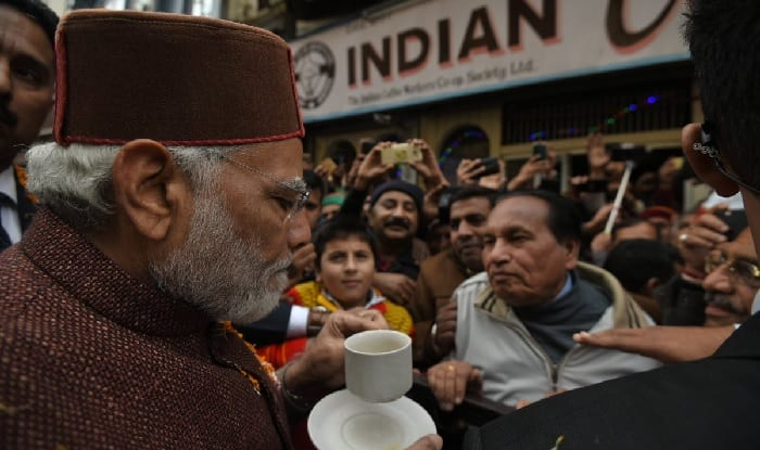 PM Narendra Modi Takes a Coffee Break at Indian Coffee House in Shimla, Remembers Old Days