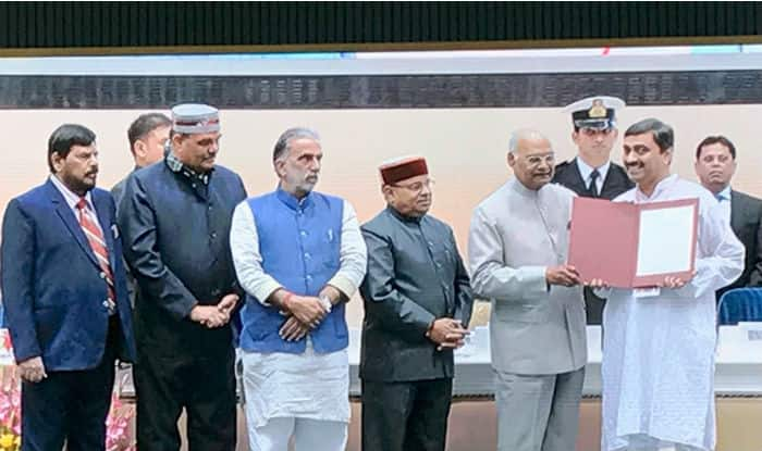 Samarthanam Receives National Award For Empowerment of Persons With Disabilities From The President of India