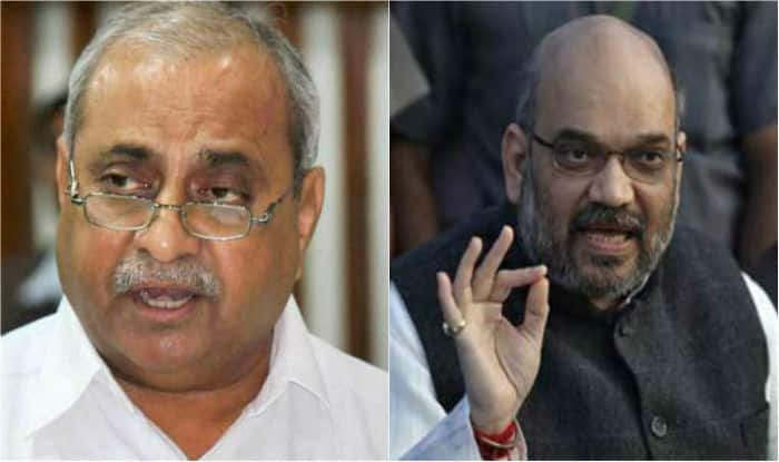 Gujarat: 'Upset' Deputy CM Nitin Patel Takes Charge After a Brief Phone Call From Amit Shah