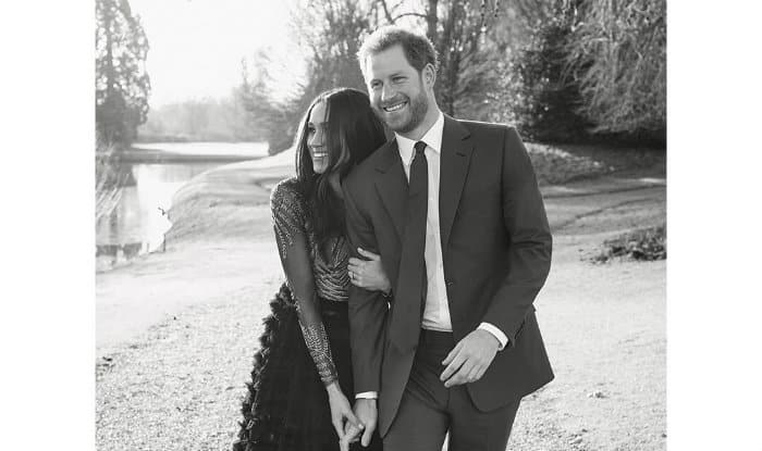 Prince Harry and Meghan Markle's Royal Photoshoot Proves That They Are Made For Each Other- View Pics