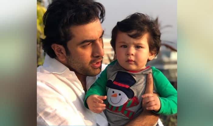 Here's Why Ranbir Kapoor Didn't Click A Picture With Taimur Ali Khan Until The Christmas Lunch Yesterday – Exclusive