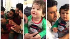 Ranbir Kapoor And His Gang Playing With Taimur Ali Khan Will Brighten Your Christmas!Watch Video