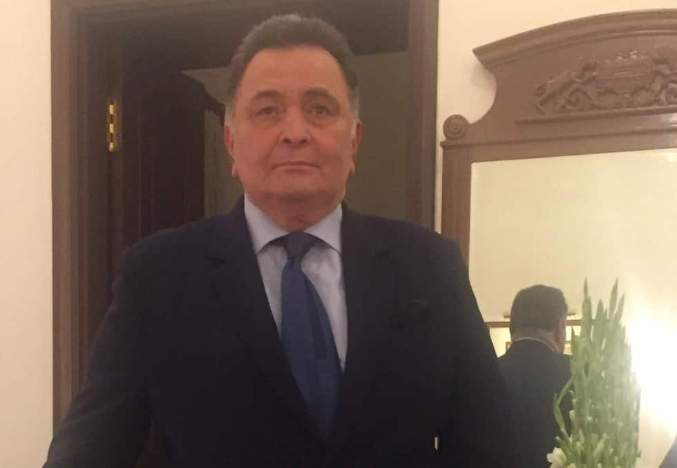 'Muft Ki Daaru!' Rishi Kapoor Asks Journalists To Leave The Book Launch Of His Late Father Raj Kapoor