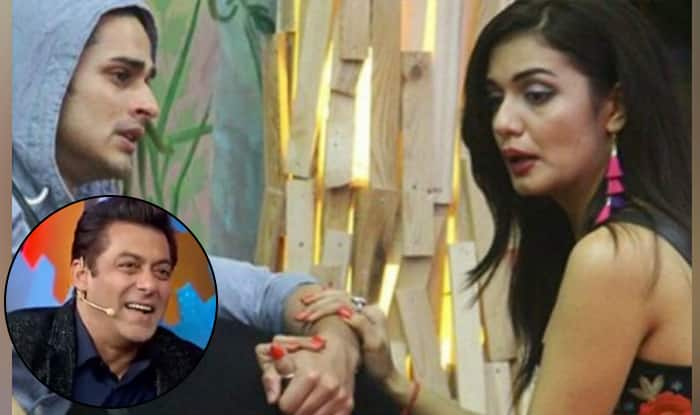 Bigg Boss : Salman Khan Trolling Priyank Sharma On His Much Publicised Break Up With Divya Agarwal Will Leave You In Splits – Watch Video