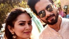Shahid Kapoor and Mira Rajput's Traditional Avatar Is Winning Hearts (View Inside Pics)