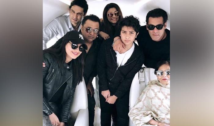 Salman Khan, Sonakshi Sinha, Daisy Shah Get Ready To Take Delhi By Storm With Dabangg Tour (View Pics)