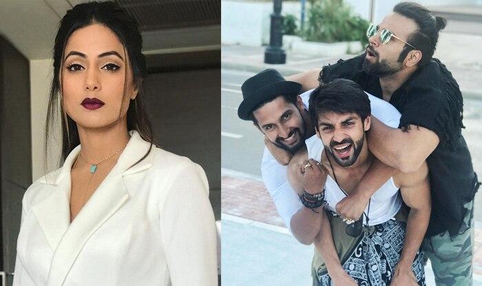 Bigg Boss 11: Ravi Dubey Slams Hina Khan For Taking A Jibe At Rithvik Dhanjani And Karan Wahi