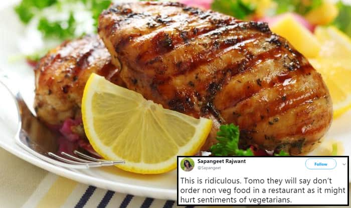 Display of  Non-Vegetarian Food Proposed To Be Banned in Delhi; Twitterati Furious