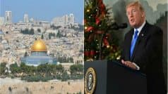 United Nations Rejects Donald Trump's Recognition of Jerusalem As Israel's Capital