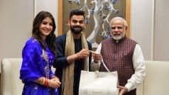'Take India to Greater Heights': Kohli-Led Sporting Fraternity Wishes PM Modi on 69th B'day