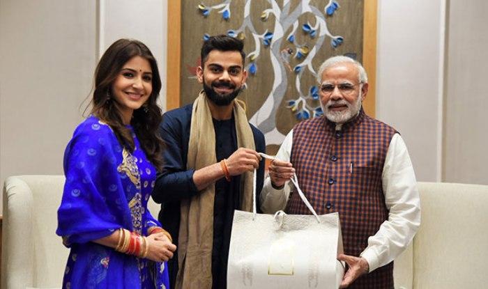 Happy Birthday Narendra Modi, Virat Kohli, Kohli wishes PM Modi on B'day, PM Narendra Modi, Sachin Tendulkar wishes PM Modi on 69th B'day, Shikhar Dhawan, Vijender Singh, Sushil Kumar, Kedar Jadhav, Sports Fraternity wishes PM Modi on 69th B'day, Happy B'day PM Modi, Narendra Modi 69th B'day, Cricketers Wish PM Narendra Modi on 69th B'day, Cricket News, Kohli wishes PM Modi on B'day