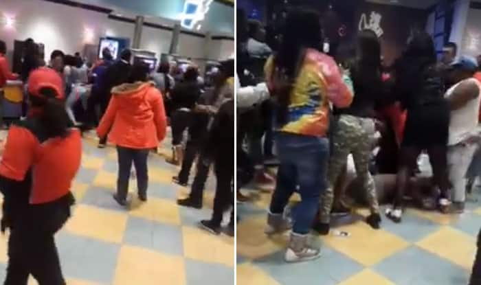 Missing iPhone Leads To Massive Fight in Newark Pizza Restaurant While Phone Was Safely in Lost and Found (Video)