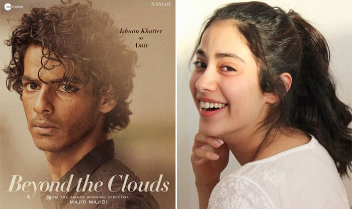 Here's How Janhvi Kapoor Reacted To Beyond The Clouds Trailer Starring Her Dhadak Co-Star Ishaan Khatter