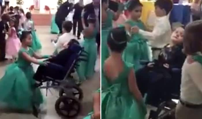 Anand Mahindra Shares Heartwarming Video of Little Girl Dancing With Her Brother Suffering From Cerebral Palsy, Leaves Twitterati Teary-Eyed