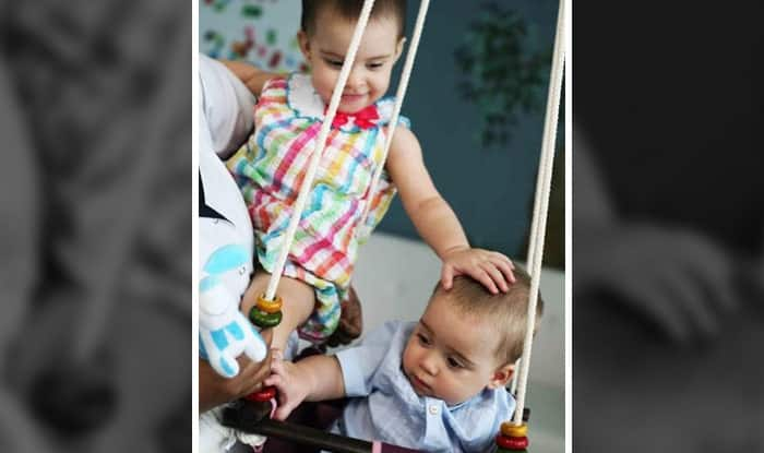 Karan Johar Shares Another Picture Of Yash And Roohi Johar And It Is The Cutest Yet