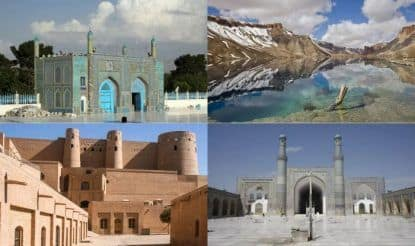 Afghanistan Has a Number of Hidden Treasures And These Photos Are Proof