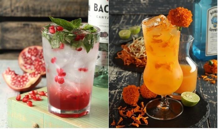 Cocktail recipes: How to Make Tu Anaaaari and Genda Phool at Home