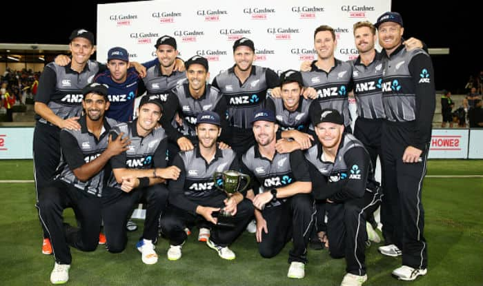 Colin Munro's Record Ton Helps New Zealand Seal T20I Series Against Windies