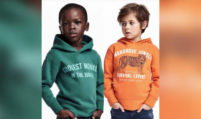 H&M Receives Backlash and Flak on Twitter for Selling a Hoodie With Racist Caption
