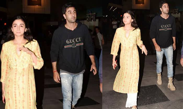 Did Alia Bhatt Click This Picture Of A Sunkissed Ranbir Kapoor Laughing Like There's No Tomorrow? (Pic Inside)