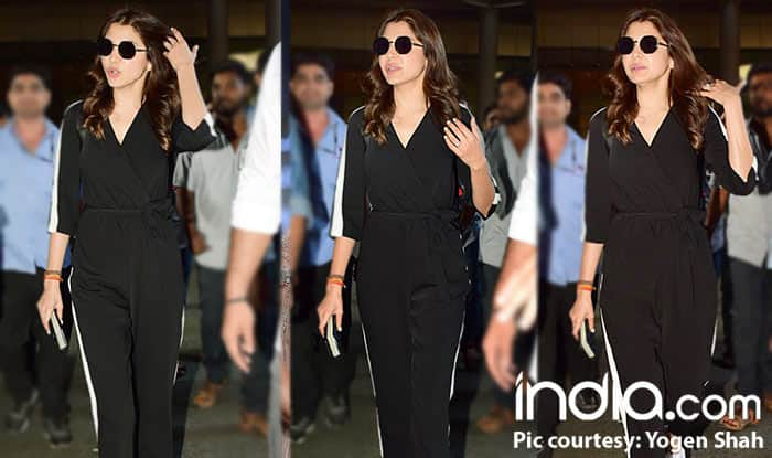 Anushka Sharma Returns To Mumbai Alone After Holidaying With Hubby Virat Kohli In South Africa