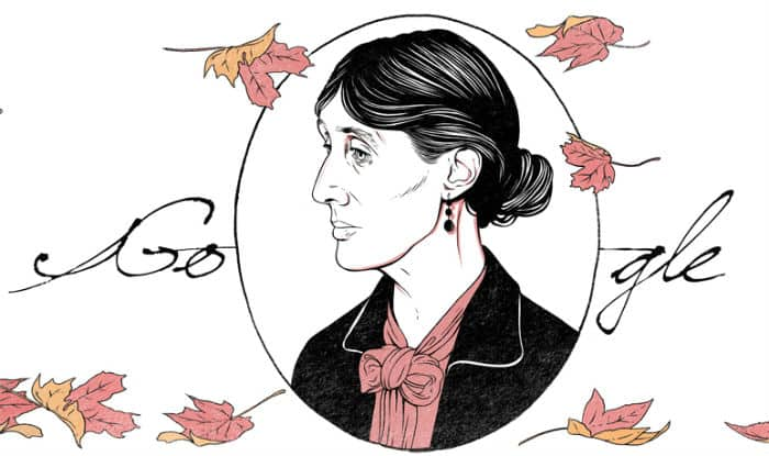 Virginia Woolf's 136th birthday: Google Honours Popular English Writer With a Doodle