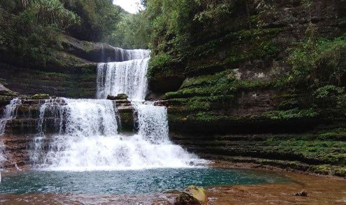 Cherrapunji, Meghalaya, Sohra, Living Root Bridge, Mawsmai Caves, Nohkalikai, Seven Sisters Falls