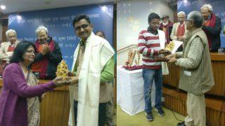 Hari Krishna Trivedi memorial Youth Journalist Award 2018 | हरिकृष्ण त्रिवेदी स्मृति पुरस्कार से सम्मानित हुए युवा पत्रकार