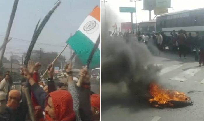 Padmavati Releasing today: here Live Updates in Hindi | पद्मावत के खिलाफ करणी सेना का कोहराम, दीपिका पर रखा 1 करोड़ का ईनाम
