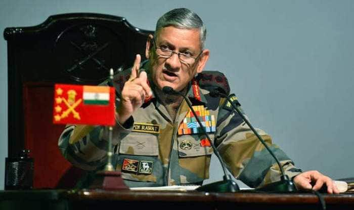 Pakistan Trying to Vitiate Atmosphere, Not Liking India's Progress: Army Chief Bipin Rawat