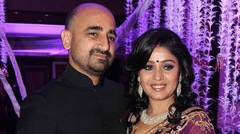 Sunidhi Chauhan – Hitesh Sonik Become Proud Parents Of A Baby Boy